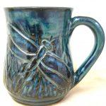 mug riverside pottery